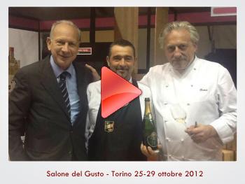 Salone del Gusto - Torino 25-29 ottobre 2012