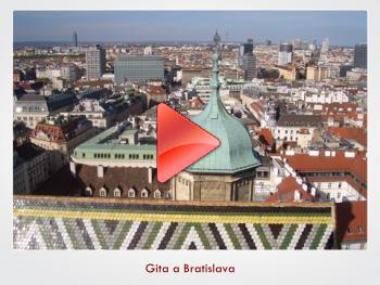 Gita a Bratislava